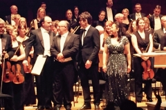 Receiving-Ovation-with-Maestro-Renato-Balsadonna,-Hye-Youn-Lee-and-Garoar-Thor-Cortes-after-Gala-Concert-with-Royal-Philharmonic-Orchestra-May-2015_GS